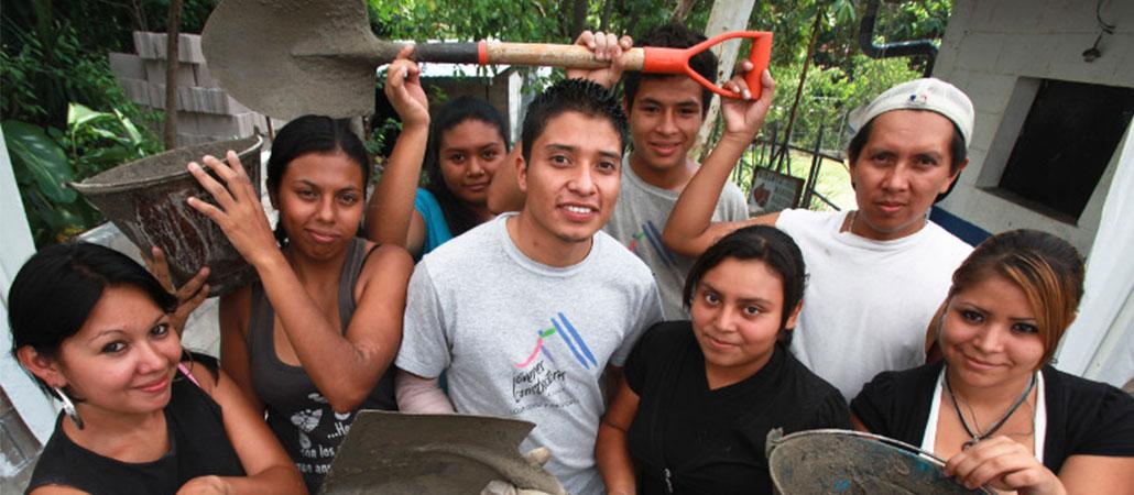 El Salvador CRS Jóvenes Constructores