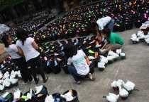 Filipinas CRS inundaciones tifón Ketsana respuesta emergencias