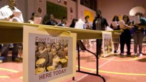 USA CRS ayuno Food Fast solidaridad