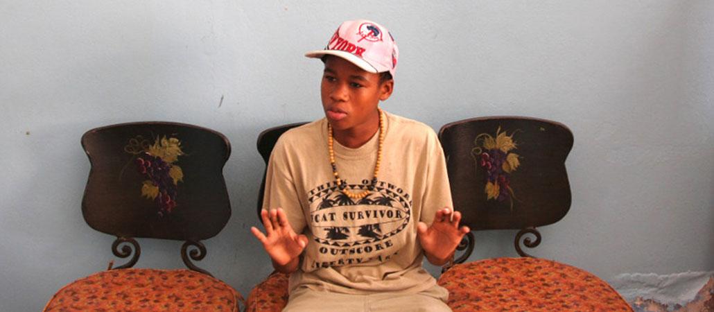 República Dominicana CRS Acción Callejera niños trabajadores consejería