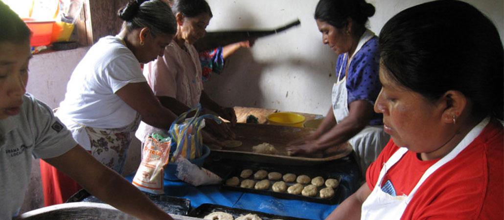 Honduras CRS grupo de ahorros Agricultura para Nutrición