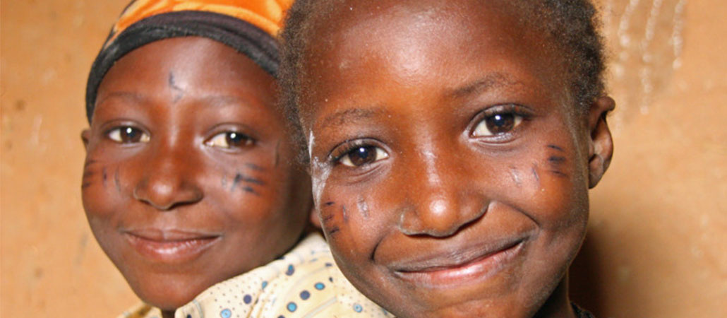 Níger CRS hambre comida