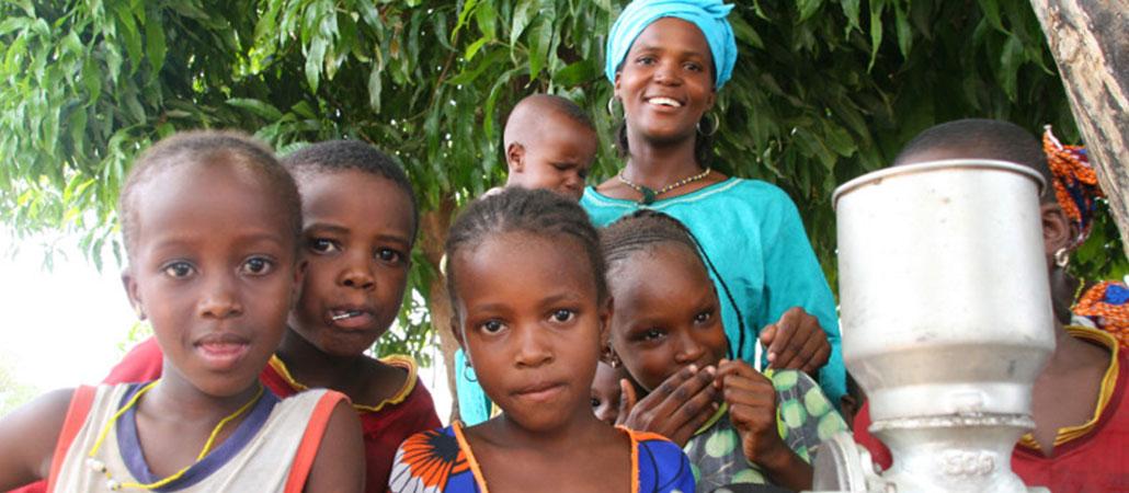 Senegal grupo de ahorro y crédito