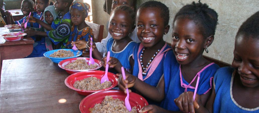 Sierra Leona comida educación