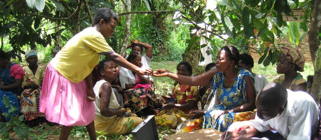 Uganda CRS Comunidades de Ahorro y Préstamos SILC