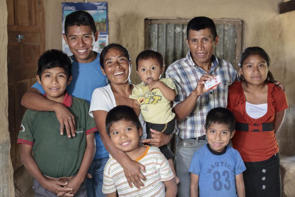CRS GUATEMALA PROYECTO SUPERAMOS - USAID - CARITAS