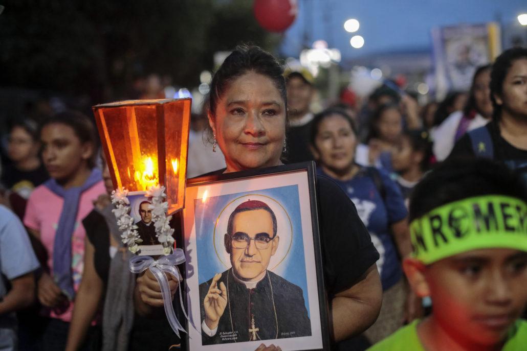 Canonización de Monseñor Oscar Arnulfo Romero