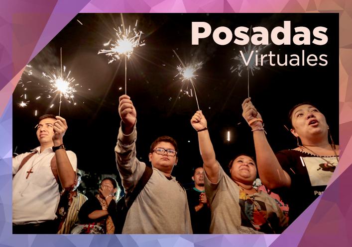 Posadas virtuales de CRS 2020